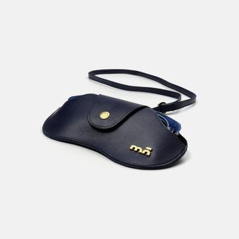 estuche e-mo pocket case blue, , large.