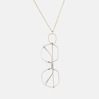 cordón link gold, , large.