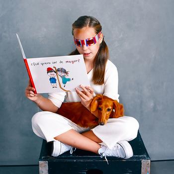 Libro Fundación ¿Qué quiero ser de mayor?, , large.