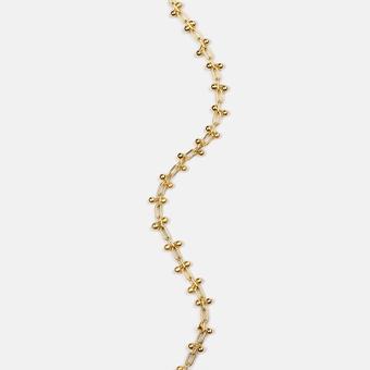 cordón dots gold, , large.