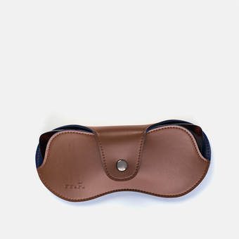 belt case brown blue, , large.