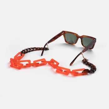 cordón bicolor havanna-orange, , large.