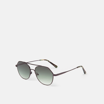 mó sun geek 65M B, gun metal/green, large