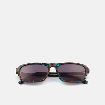 mó sun rx 193A A, brown-blue, large