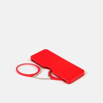 mó mini reading GLASSES, red, large
