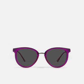 mó sun 192I B, purple/gun metal, large