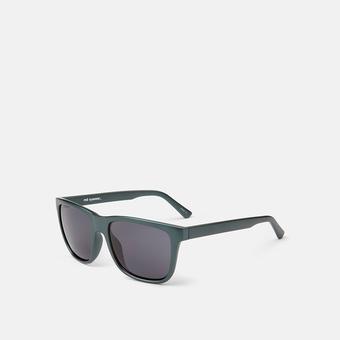 mó sun one rx 98I C, metallic green/grey, large