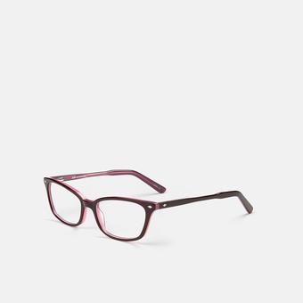 mó moon 40A A, burgundy/pink, large