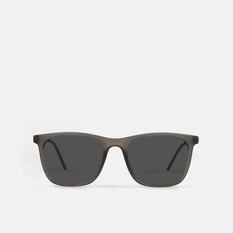 mó sun 198I A, grey/black, large