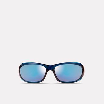 mó sun kids 63I C, dark blue/blue, large