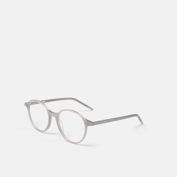 mó slim 87A, pearlescent grey, large