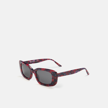 mó sun geek 95A, red-purple, large