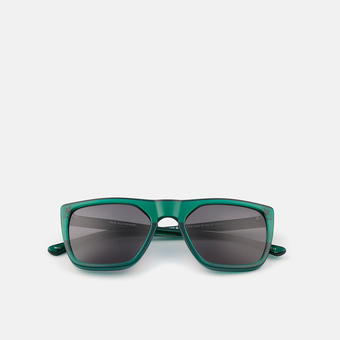 mó sun geek 64A B, green/grey, large