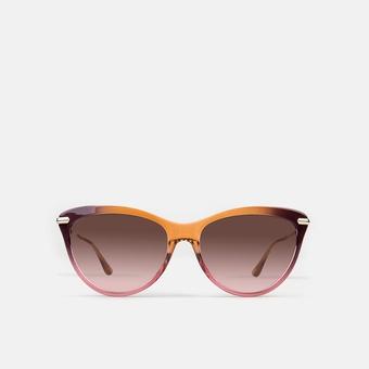 mó sun 161I B, orange-pink/gold, large