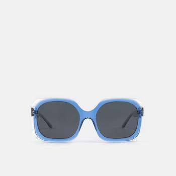 mó sun rx 245A, blue/crystal, large