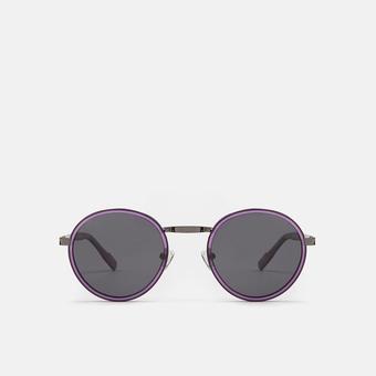 mó sun one 109M C, purple/gun metal, large