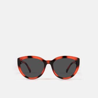 mó sun one rx 106I A, black/orange, large
