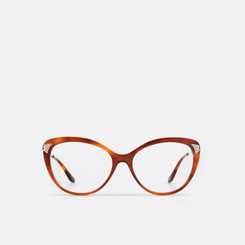 mó plus 184A, tortoiseshell/rose gold, large