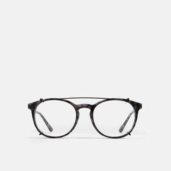 mó move 405A A, grey/black, large
