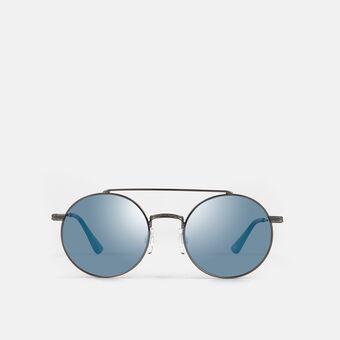 mó sun 189M, gun metal/blue, large