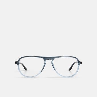 mó slim 109A A, pattern blue, large
