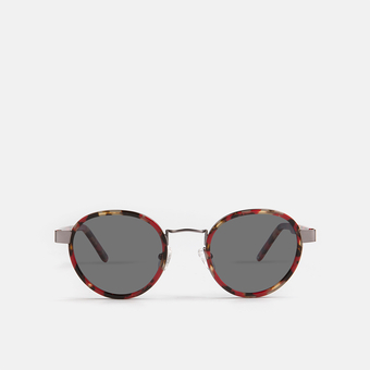 mó sun rx 220A C, tortoiseshell-red, large