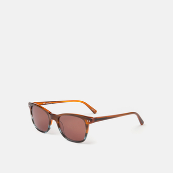 mó sun rx 191A A, brown/blue, large