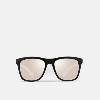 mó sun 185I A, black/white, large