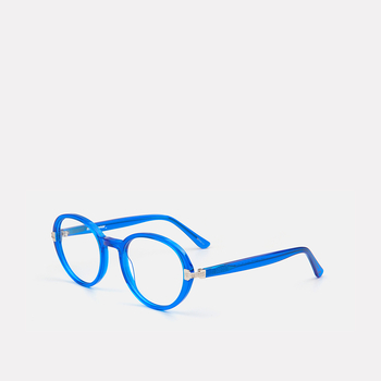 mó upper 404A, blue-glitter, large