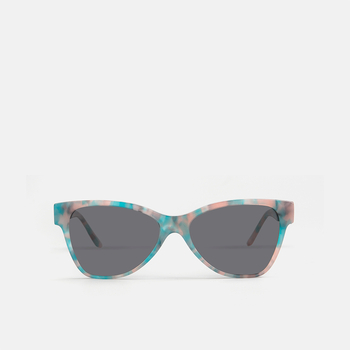 mó sun geek 93A, pink-turquoise, large