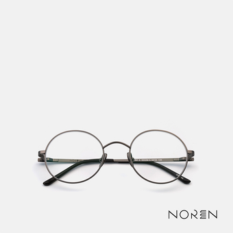 NOREN RON, gun metal, large