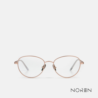 NOREN GRETA, rose gold, large