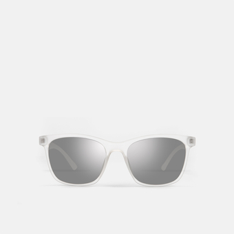 arctic, white/silver, large