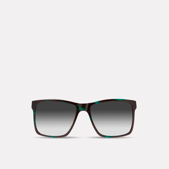 mó sun geek 39A B, havana green, large