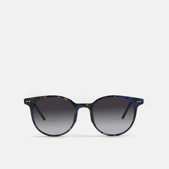 mó sun rx 219A A, tortoiseshell-blue, large