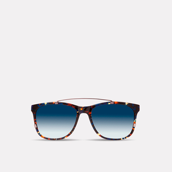 mó sun geek 37A B, havana blue, large