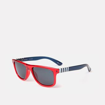 mó sun kids 61I B, red/dark blue, large