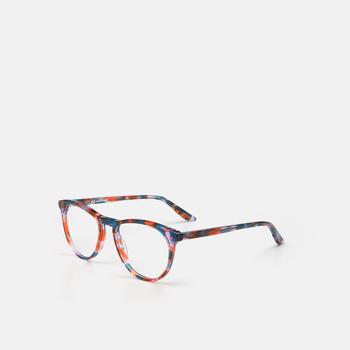 mó junior 78A, orange-blue, large