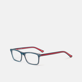 mó move 335A A, denim/dark blue-red, large