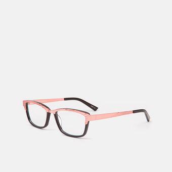 mó junior 44A, black/light pink, large
