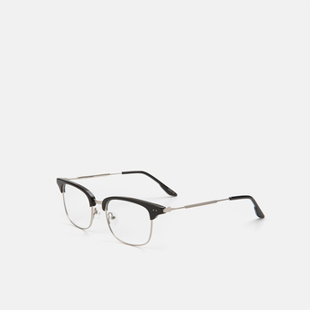 mó upper 507M A, black/silver, large