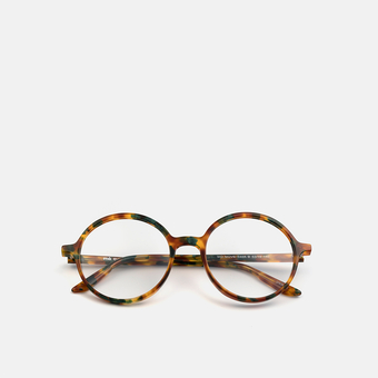 mó move 540A B, tortoiseshell green, large