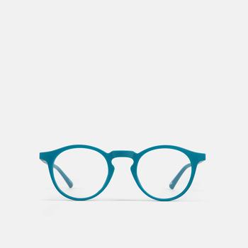 mó slim 86I A, blau/gris, large