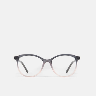 mó upper 376A A, grey/light pink, large