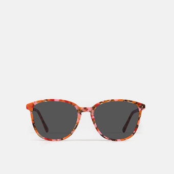 mó sun rx 185A A, orange-red-pink, large