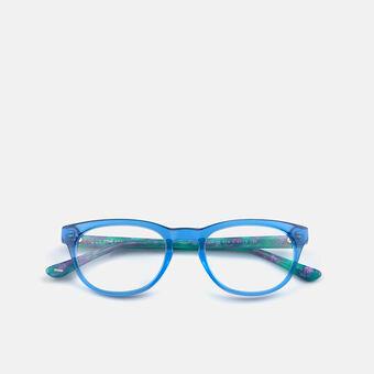 mó junior 67A, blue/green, large