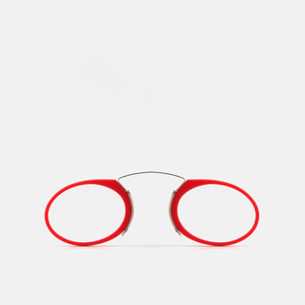 mó mini reading GLASSES, gorria, large