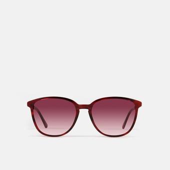mó sun rx 185A C, burgundy, large
