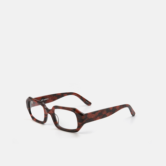 mó geek 92A B, pattern red-black, large