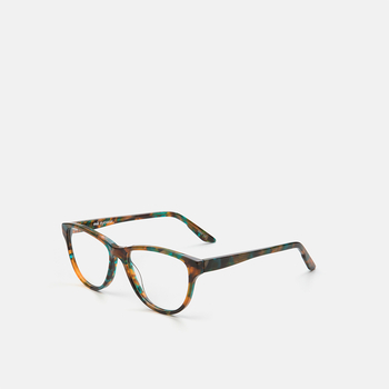 mó junior 72A A, green-tortoiseshell, large